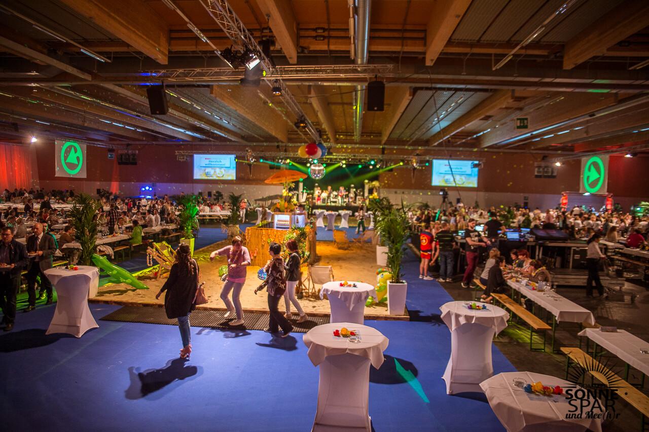 Spar Mitarbeiterfeier Oberösterreich