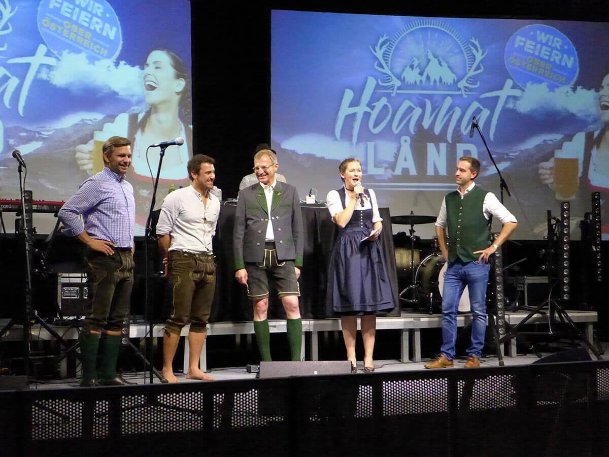 Hoamatland In Der Messe Wels